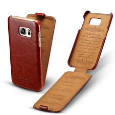 New Luxury Leather Vertical Flip  Case Cover Pouch For Samsung Galaxy S6/S6 Edge