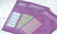 JAMBERRY NAIL WRAPS - HALF SHEET - RETIRED - SPRING SUMMER -  FREE/FAST SHIPPING