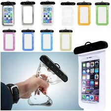 New Clear Snow/Waterproof Underwater Dry Pouch Case Bag For Mobile Phone MP3/MP4