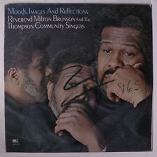 REV. MILTON BRUNSON & THOMPSON COMMUNITY SINGERS: Moods, Images And Reflections