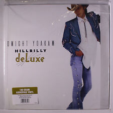 DWIGHT YOAKAM: Hillbilly Deluxe LP Sealed (180 gram reissue, w/ download) Rock