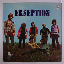 EKSEPTION: Ekseption LP (Netherlands, Boek En Plaat Record Club issue compilati