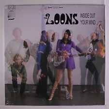 LOONS: Inside Out Your Mind LP Sealed Rock & Pop
