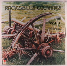 VARIOUS: Rockabilly Country, Vol. 1 LP Sealed (Canada) Rockabilly