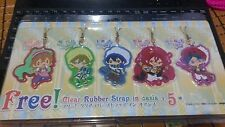 Free! In Oasis Rubber Straps