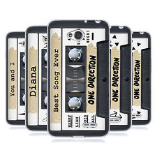 OFFICIAL ONE DIRECTION CASSETTES MIDNIGHT MEMORIES SOFT GEL CASE FOR LG L70 D320