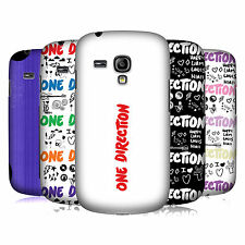 OFFICIAL ONE DIRECTION LONGFORM LOGO CASE FOR SAMSUNG GALAXY S3 III MINI I8190