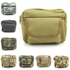 Military Assault Waist Pack Utility Small Sport Bag Tactical Waist Bag EDC Pouch