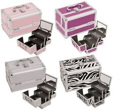 Makeup Cosmetic Organizer Storage Lipstick Case Nail Gel Polish Gift for Her Box