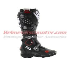 SIDI Crossfire 2 Offroad Boots Black, Fast 'N Free Shipping