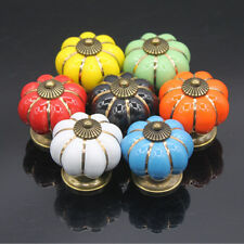Ceramic Bedroom Kitchen Door Cabinets Cupboard Drawers Knobs Pull Handles Sales
