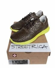 Nike Lunar Flow Woven Limited RARE 559969-200 (Green) Authentic Runner Premium
