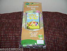 Disney Winnie the Pooh & Friends Gardens are such friendly places Flag NEW