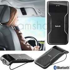 KIT MAINS LIBRES BLUETOOTH VOITURE ROAD UNIVERSEL POUR IPHONE, SAMSUNG, NOKIA