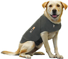 Grey Thundershirt Drug-free Solution for Canine Anxiety JEFFERS PET TH1A1 Dogs