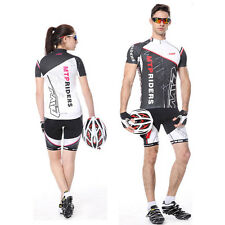 Unisex Cycling Bicycle Wear Jersey Comfortable Bike/Bicycle Outdoor Shirt S-XXL