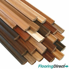 Laminate Flooring Scotia Beading 1.2m x 10 Lengths Edging Trim MDF LIMITED STOCK