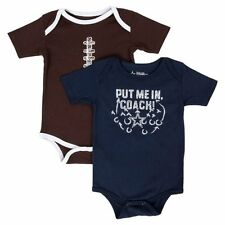 Infant Dallas Cowboys Pearsall 2-Pack Bodysuit Set