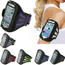Outdoor Workout Adjustable Gym Sport Running Armband Case Cover For iPhone 5S 5C