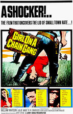 Girl On A Chain Gang - 1965 - Movie Poster