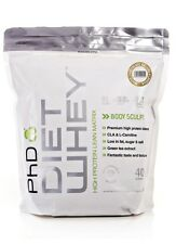 PhD Nutrition Diet Whey Protein 1kg/2.2lb FREE STRAWBERRY/CHOCOLATE