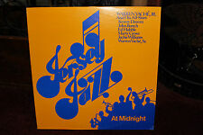 Rare Music Record-Jersey Jazz At Midnight-Warren Vache-JJ1002-1975-Chester NJ