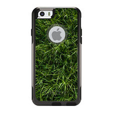 OtterBox Commuter for iPhone 5S SE 6 6S 7 Plus Green Grass Texture