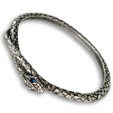 Sweet Romance Snake Serpent Bangle Bracelet