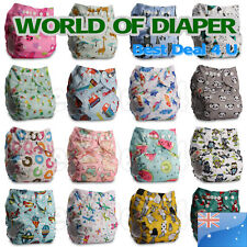 Baby Cloth Diaper Insert Reusable Nappy Couche Windeln Pañal Fralda Pannolini