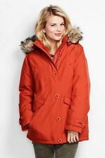 LANDS' END XS Autumn Sunset Expedition 600 Fill Power Down Parka NWT $249
