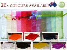 Organza Bag Sheer Bags Jewellery Wedding Candy Packaging Beads Gift 100 /50,
