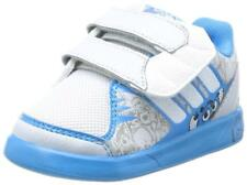 ADIDAS Disney Pixar Monsters Uni Infant Ortholite Adifit Trainer Shoe Blue/White