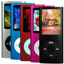 16GB 8 Colors MP4 4TH GENERATION MUSIC MEDIA PLAYER LCD SCREEN MOVIE VIDEO