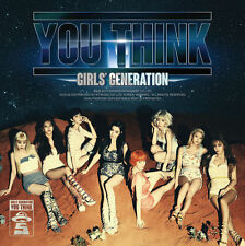 SNSD Girls' Generation - You Think (5th Album) CD+Photobooklet+Photocard+Poster