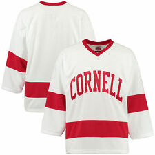 Cornell Big Red K1 College Hockey Jersey - White