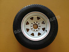 "SUNRAYSIA 13"" MULTI-FIT (HOLDEN HT/FORD) RIM  WITH 155 LT TYRE ! Trailer Parts"