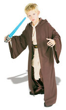 Star Wars Deluxe Hooded Jedi Robe Child Kids Halloween Costume 882025