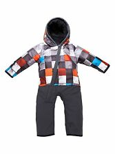 Quiksilver Little Rookie Baby Suit Boys - Orange (NMS2)