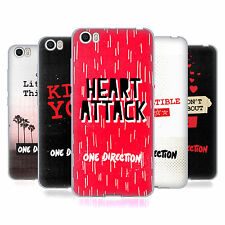 OFFICIAL ONE DIRECTION 1D TAKE ME HOME SOFT GEL CASE FOR XIAOMI PHONES