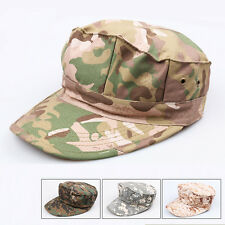 Army Cadet Mens Military Patrol Cap Hat Hunting Fishing Baseball Cap Camouflage