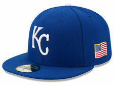 Official 2015 MLB 9-11 Kansas City Royals New Era 59FIFTY Fitted Hat