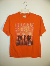 Boise State Broncos orange T shirt, size M
