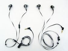 Genuine Bose IE2 MIE2I Sport/Audio In-Ear Headphones Black/White W/O retail pkg