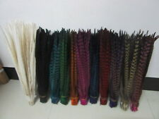 Wholesale beautiful pheasant tail feather 10-100 pcs 30-35 cm 12-14 inches