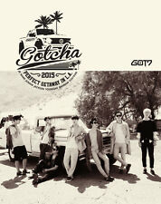 GOT7 - Gotcha Perpect Getaway In L.A. (2nd Photobook) + Poster + gift photo