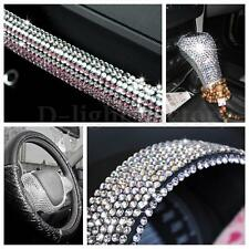260 6mm Self Adhesive Diamante Stick On Rhinestones Gems Crystals Beads Car Nail