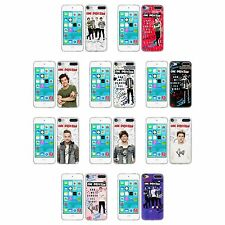 OFFICIAL ONE DIRECTION 1D FAN POSTERS SOFT GEL CASE FOR APPLE iPOD TOUCH MP3