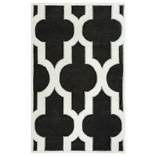 Rizzy Home Volare Collection Hand-tufted Ikat Wool Grey/ Green/ Gold Rug (9' x 1