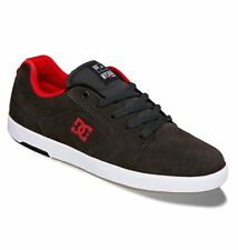 DC - NYJAH S Mens Skate Shoes (NEW w/ FREE SHIPPING) Pirate Black SUEDE Footwear