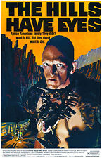 The Hills Have Eyes - 1977 - Movie Poster